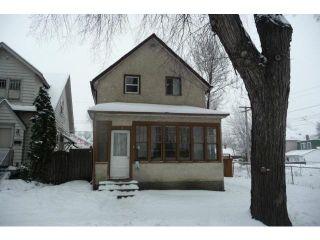 Photo 1: 130 Hallet Street in WINNIPEG: North End Residential for sale (North West Winnipeg)  : MLS®# 1224325