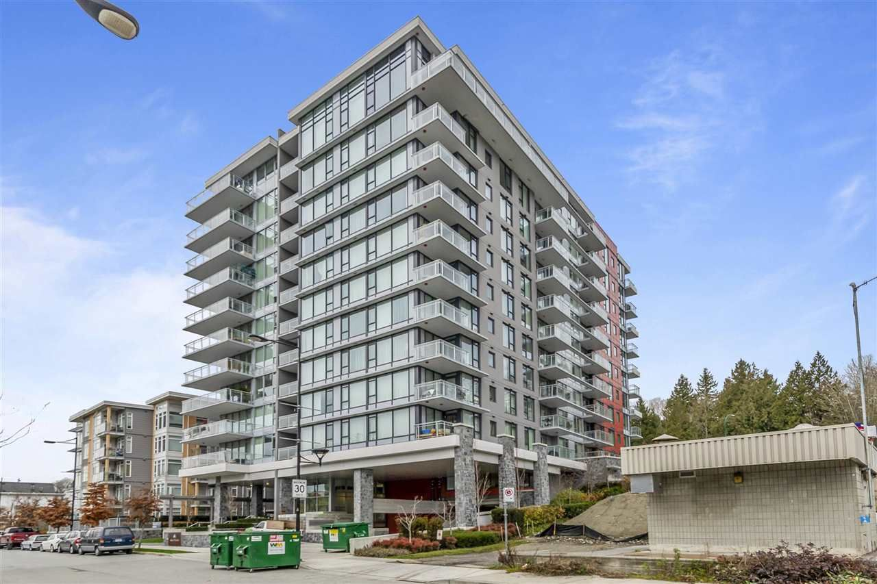 """Main Photo: 1106 3281 E KENT AVENUE NORTH Avenue in Vancouver: South Marine Condo for sale in """"Rhythm"""" (Vancouver East)  : MLS®# R2443793"""