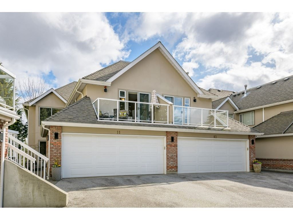 Main Photo: 11 72 JAMIESON Court in New Westminster: Fraserview NW Townhouse for sale : MLS®# R2560732