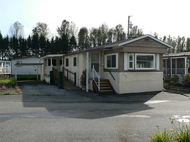 "Main Photo: 104 201 CAYER Street in Coquitlam: Maillardville Manufactured Home for sale in ""WILDWOOD PARK"" : MLS®# V1029622"
