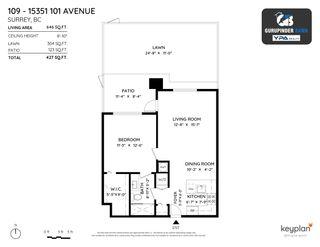 Photo 5: 109 15351 101 Avenue in Surrey: Guildford Condo for sale (North Surrey)  : MLS®# R2584287