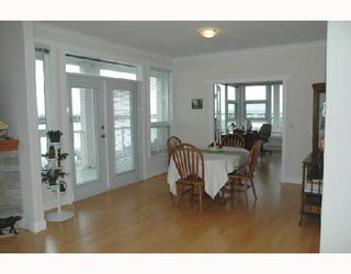 """Photo 8: 319 4600 WESTWATER Drive in Richmond: Steveston South Condo for sale in """"COPPERSKY"""" : MLS®# V694436"""