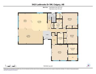 Photo 36: 5423 Ladbrooke Drive SW in Calgary: Lakeview Detached for sale : MLS®# A1080410