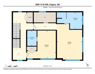 Photo 43: 2808 15 Street SW in Calgary: South Calgary Row/Townhouse for sale : MLS®# A1116772