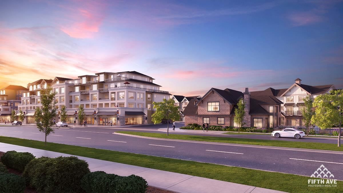"Main Photo: A303 20487 65 Avenue in Langley: Willoughby Heights Condo for sale in ""Township Commons"" : MLS®# R2533566"