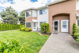 "Photo 1: 32 46350 CESSNA Drive in Chilliwack: Chilliwack E Young-Yale Townhouse for sale in ""HAMLEY ESTATES"" : MLS®# R2173912"