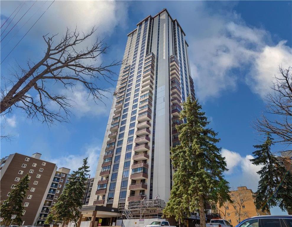 Main Photo: 1402 55 Nassau Street in Winnipeg: Osborne Village Condominium for sale (1B)  : MLS®# 202110473