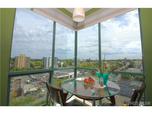 Photo 5: Photos: 1106 1020 View St in VICTORIA: Vi Downtown Condo for sale (Victoria)  : MLS®# 701380