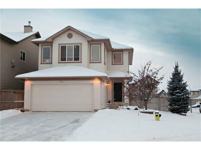 Main Photo: 79 CRANWELL Crescent SE in Calgary: Cranston House for sale : MLS®# C4044341
