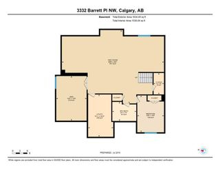 Photo 46: 3332 Barrett Place NW in Calgary: Brentwood Detached for sale : MLS®# A1061886