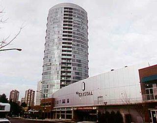 "Photo 1: 709 6088 WILLINGDON AV in Burnaby: Metrotown Condo for sale in ""The Crystal"" (Burnaby South)  : MLS®# V575324"