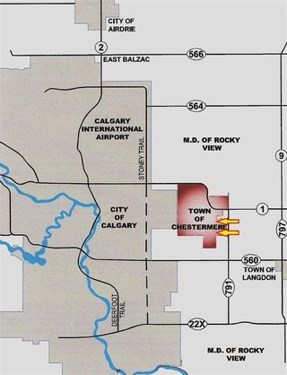 Photo 10: 53 Acres Range Road 281: Chestermere Land for sale : MLS®# A1041520