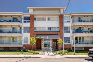 Photo 1: 116 1850 Main Street in Saskatoon: Grosvenor Park Residential for sale : MLS®# SK834861