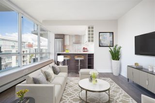 """Photo 5: 1406 1783 MANITOBA Street in Vancouver: False Creek Condo for sale in """"Residences at West"""" (Vancouver West)  : MLS®# R2457734"""
