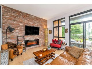 Photo 2: 104 220 SALTER STREET in New Westminster: Queensborough Condo for sale : MLS®# R2506742