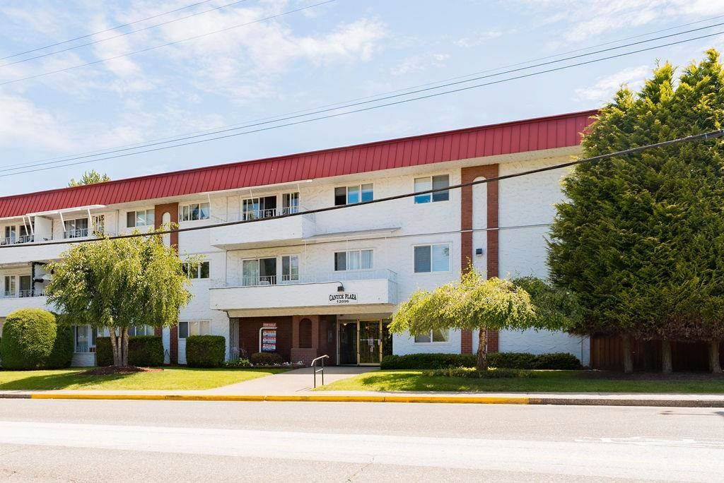 """Main Photo: 202 12096 222 Street in Maple Ridge: West Central Condo for sale in """"CANUCK PLAZA"""" : MLS®# R2591057"""
