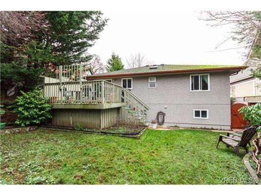 Photo 18: Photos: 1716 Fernwood Rd in VICTORIA: Vi Fernwood House for sale (Victoria)  : MLS®# 691465