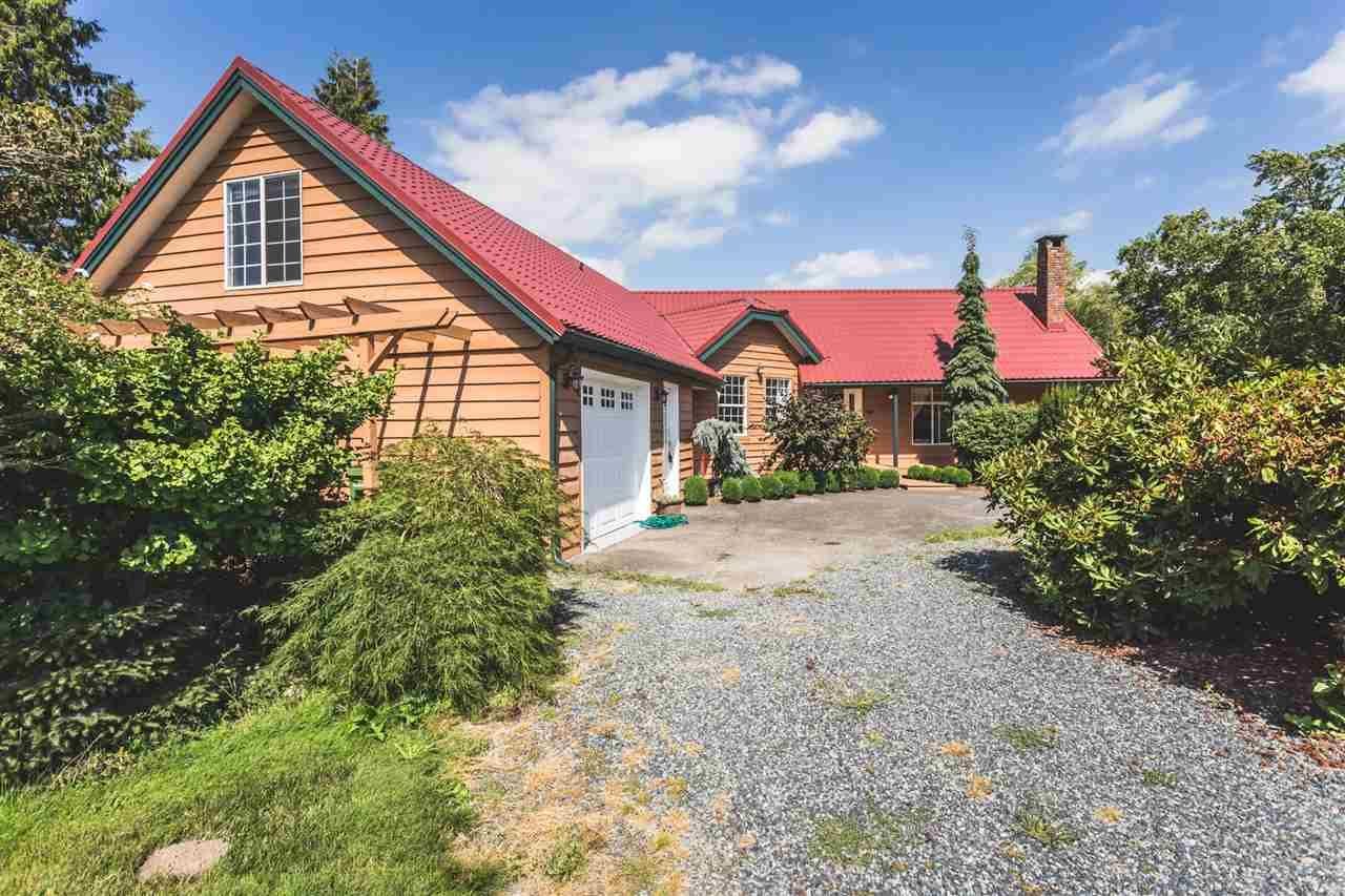 Main Photo: 49733 YALE Road in Rosedale: Rosedale Popkum House for sale : MLS®# R2332296
