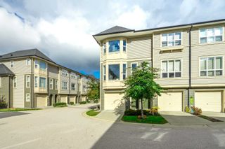 """Photo 3: 108 7938 209 Street in Langley: Willoughby Heights Townhouse for sale in """"RED MAPLE PARK"""" : MLS®# R2624656"""