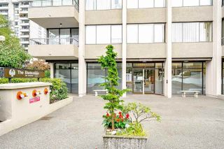 """Photo 2: 402 740 HAMILTON Street in New Westminster: Uptown NW Condo for sale in """"THE STATESMAN"""" : MLS®# R2579936"""