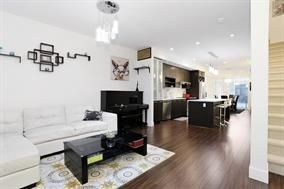 """Photo 4: 60 9989 E BARNSTON Drive in Surrey: Fraser Heights Townhouse for sale in """"Highcrest at Fraser Heights"""" (North Surrey)  : MLS®# R2227520"""