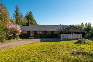Main Photo: 1430 OTTAWA Avenue in West Vancouver: Ambleside House for sale : MLS®# R2567651