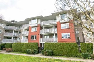 """Photo 1: 314 4723 DAWSON Street in Burnaby: Brentwood Park Condo for sale in """"COLLAGE BY POLYGON"""" (Burnaby North)  : MLS®# R2149992"""