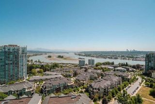 """Photo 1: 1803 280 ROSS Drive in New Westminster: Fraserview NW Condo for sale in """"THE CARLYLE"""" : MLS®# R2376749"""