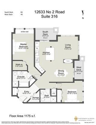 Photo 20: 316 12633 NO. 2 Road in Richmond: Steveston South Condo for sale : MLS®# R2153415