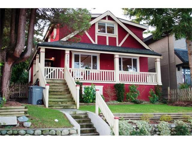 Main Photo: 4387 ST GEORGE Street in Vancouver: Fraser VE House for sale (Vancouver East)  : MLS®# V866638