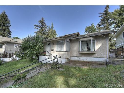 Main Photo: 612/614 Strandlund Ave in VICTORIA: La Langford Proper Full Duplex for sale (Langford)  : MLS®# 730715