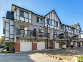 """Photo 1: 13 9688 KEEFER Avenue in Richmond: McLennan North Townhouse for sale in """"CHELSEA ESTATES"""" : MLS®# R2319779"""
