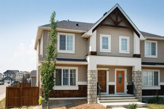 Main Photo: 145 Skyview Point Green NE in Calgary: Skyview Ranch Semi Detached for sale : MLS®# A1132469