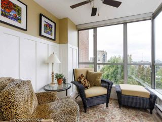 """Photo 1: 704 1575 W 10TH Avenue in Vancouver: Fairview VW Condo for sale in """"TRITON"""" (Vancouver West)  : MLS®# R2480004"""