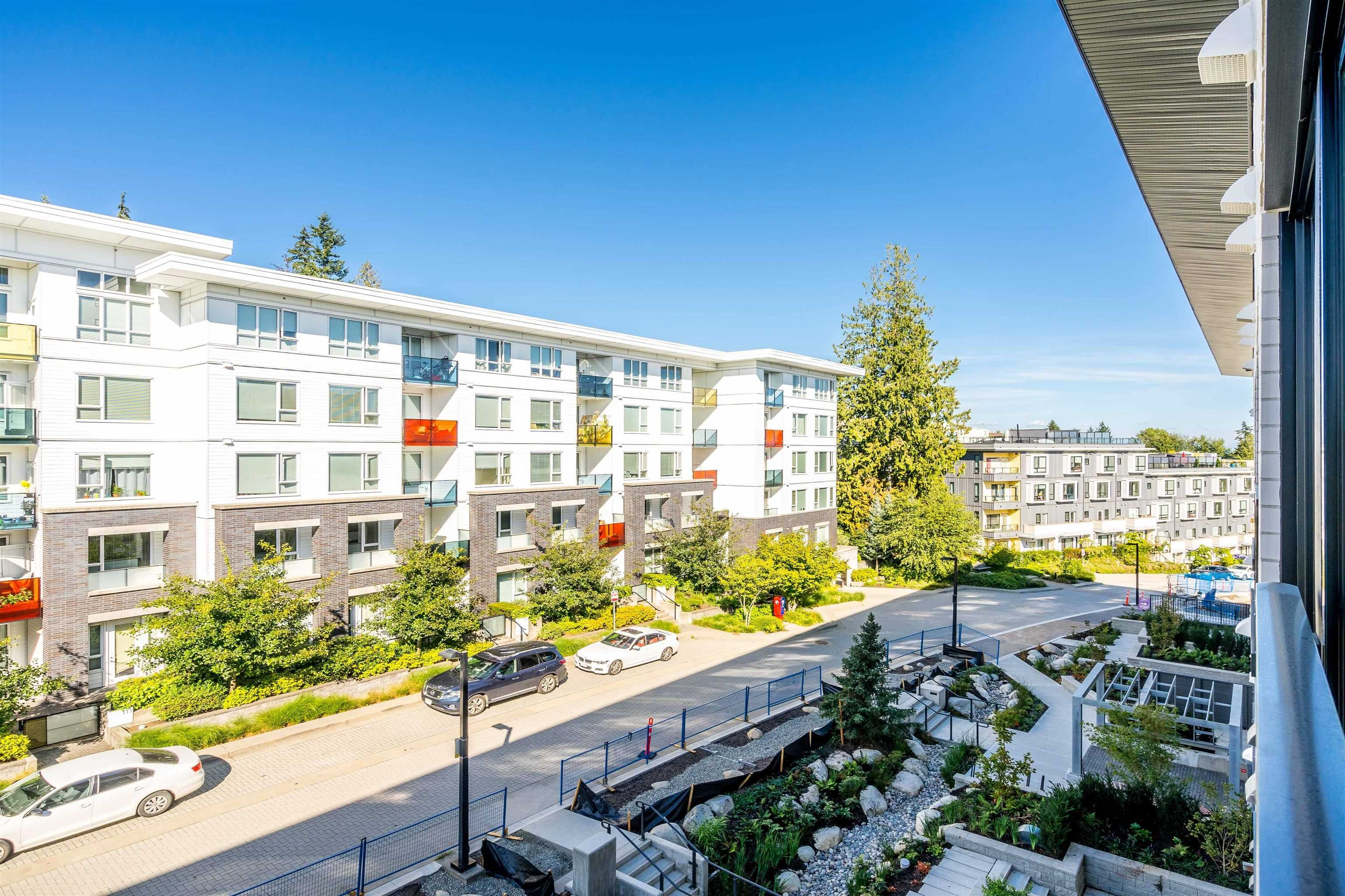 """Main Photo: 404 9228 SLOPES Mews in Burnaby: Simon Fraser Univer. Condo for sale in """"FRASER BY MOSAIC"""" (Burnaby North)  : MLS®# R2613413"""
