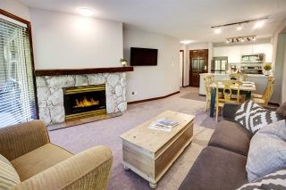 """Photo 2: 422 4800 SPEARHEAD Drive in Whistler: Benchlands Condo for sale in """"ASPENS"""" : MLS®# R2556566"""