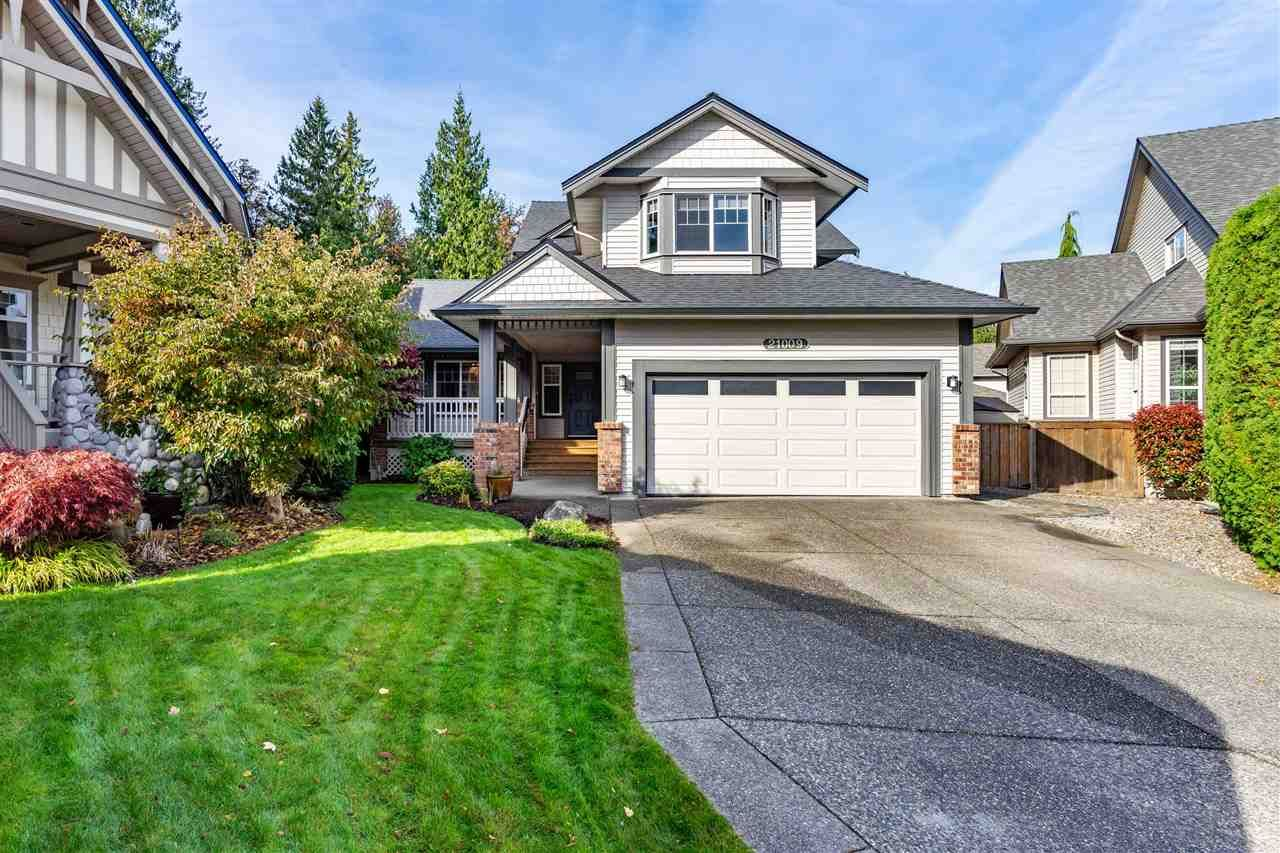 """Main Photo: 21009 85A Avenue in Langley: Walnut Grove House for sale in """"MANOR PARK"""" : MLS®# R2515595"""