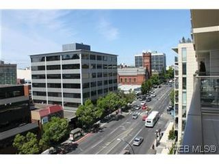 Photo 9: 807 708 Burdett Avenue in VICTORIA: Vi Downtown Condo Apartment for sale (Victoria)  : MLS®# 288510