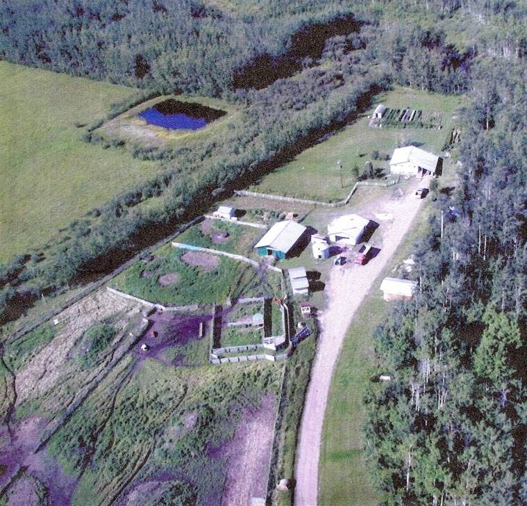 Main Photo: 18944 BERRESHIEM Road in Fort St. John: Fort St. John - Rural W 100th House for sale (Fort St. John (Zone 60))  : MLS®# R2124095