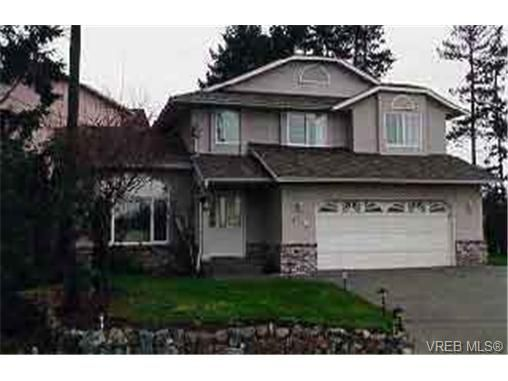 Main Photo: 510 Fawn Pl in : La Thetis Heights House for sale (Langford)  : MLS®# 205587