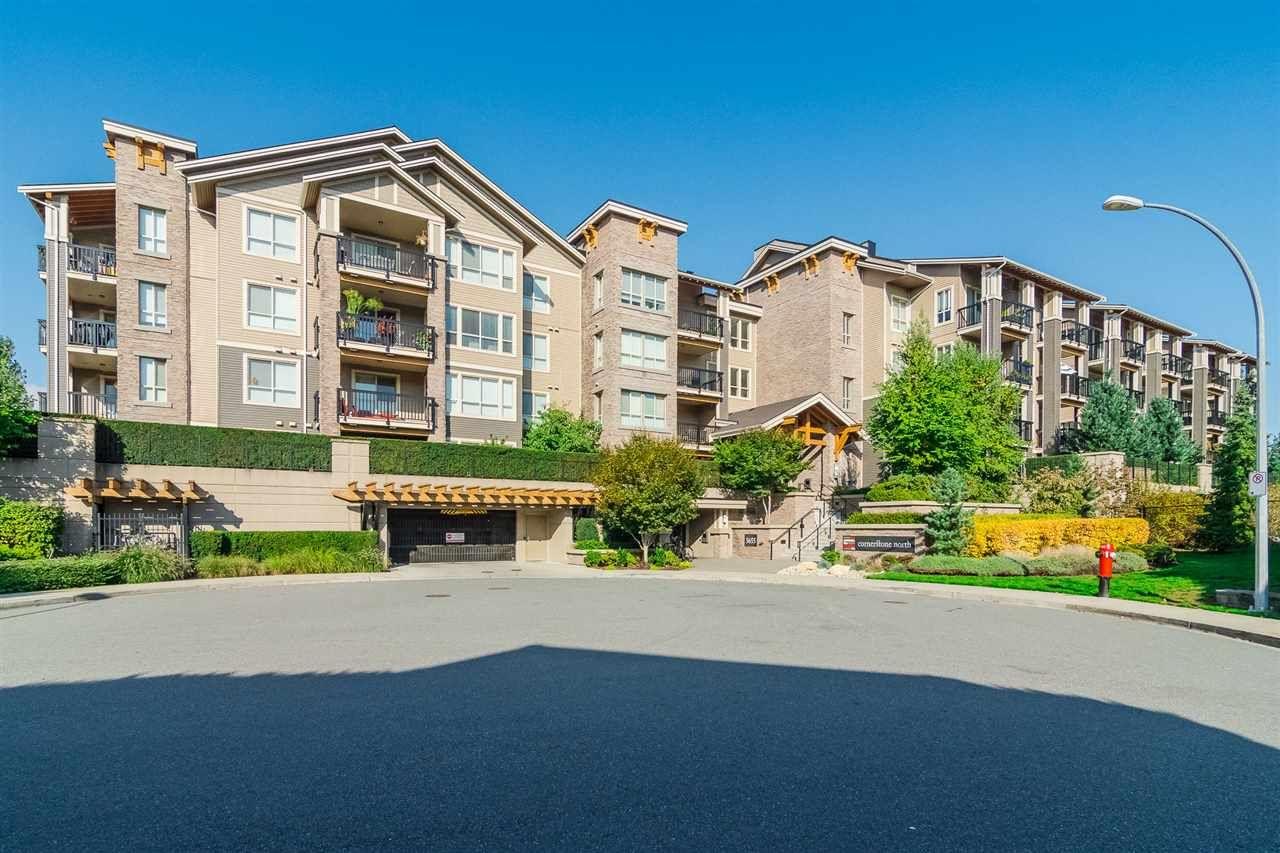 "Main Photo: 131 5655 210A Street in Langley: Salmon River Condo for sale in ""CORNERSTONE NORTH"" : MLS®# R2309098"