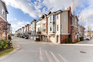 """Photo 2: 112 20738 84 Avenue in Langley: Willoughby Heights Townhouse for sale in """"YORKSON CREEK"""" : MLS®# R2544009"""