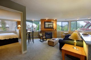 """Photo 1: 301 4111 GOLFERS APPROACH in Whistler: Whistler Village Condo for sale in """"WINDWHISTLER"""" : MLS®# R2126720"""