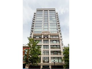 Photo 1: # 1001 668 COLUMBIA ST in New Westminster: Sapperton Condo for sale : MLS®# V1128082