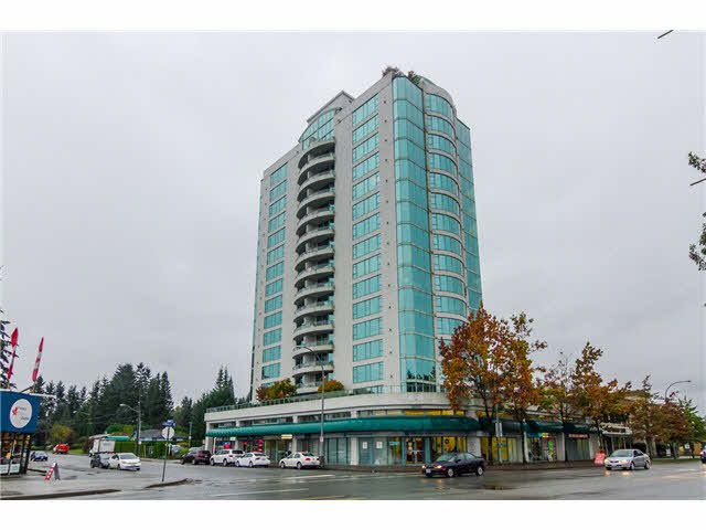 """Main Photo: 1801 32330 SOUTH FRASER Way in Abbotsford: Abbotsford West Condo for sale in """"Town Center Tower"""" : MLS®# F1426078"""