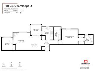 "Photo 21: 110 2405 KAMLOOPS Street in Vancouver: Renfrew VE Condo for sale in ""8th Avenue Garden Apartments"" (Vancouver East)  : MLS®# R2615866"