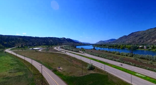 Photo 4: LOT A E DALLAS DRIVE in : Dallas Land Only for sale (Kamloops)  : MLS®# 138550