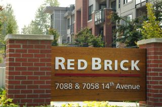 """Photo 12: 119 7058 14TH Avenue in Burnaby: Edmonds BE Condo for sale in """"REDBRICK"""" (Burnaby East)  : MLS®# R2294728"""