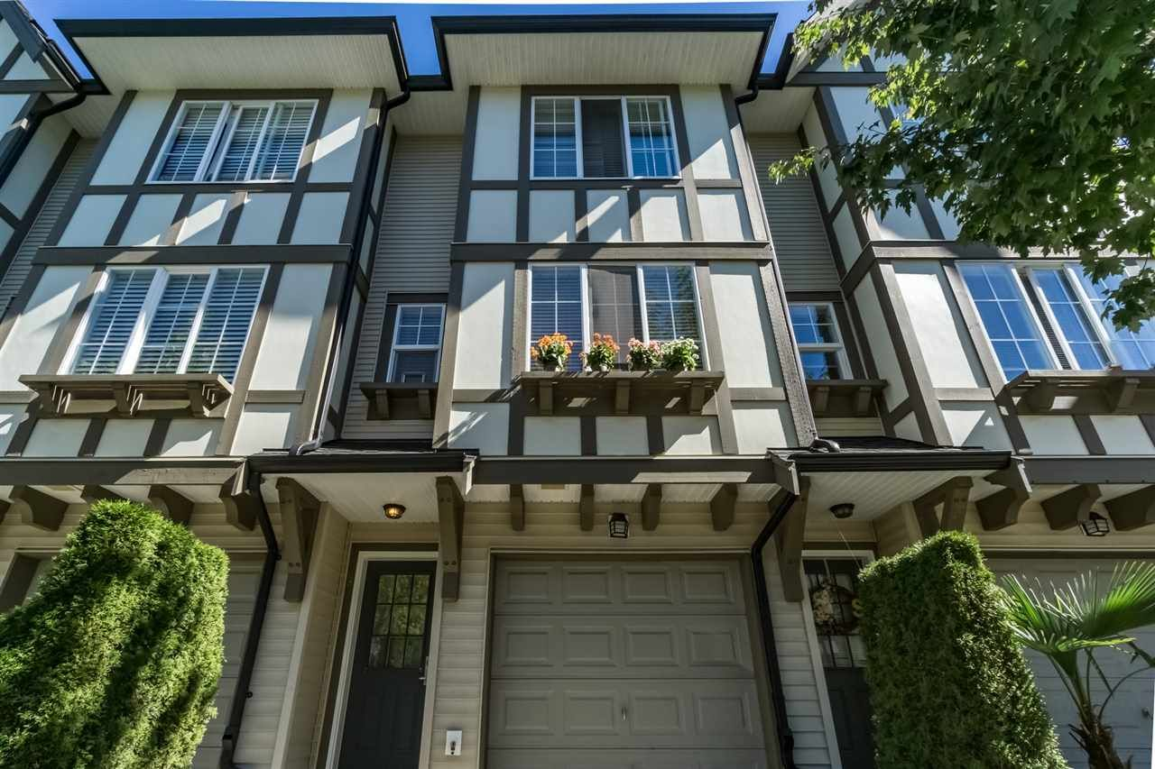 "Main Photo: 8 20875 80TH Avenue in Langley: Willoughby Heights Townhouse for sale in ""PEPPERWOOD"" : MLS®# R2107426"