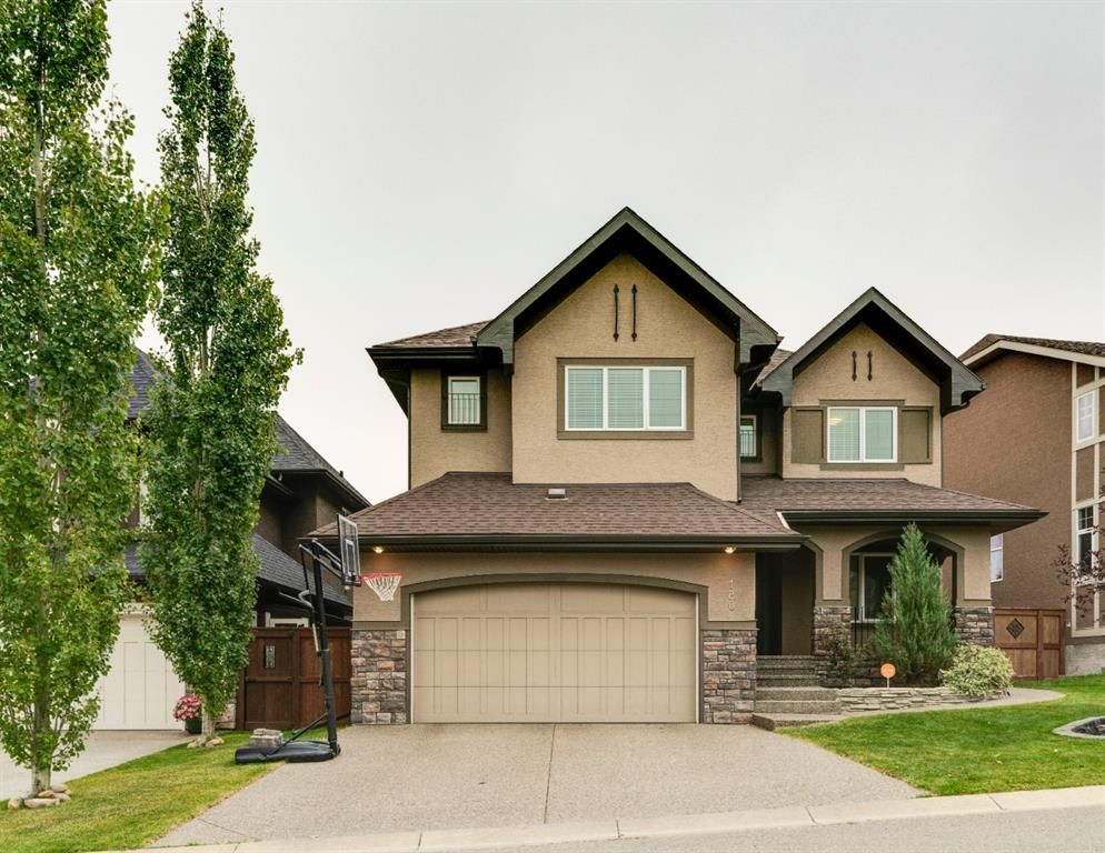Main Photo: Calgary Luxury Estate Home in Cranston SOLD in 1 Day